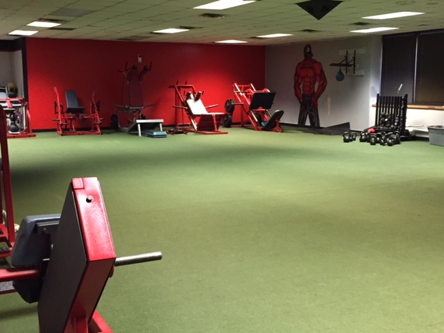Jerome's Gym Leg Area1