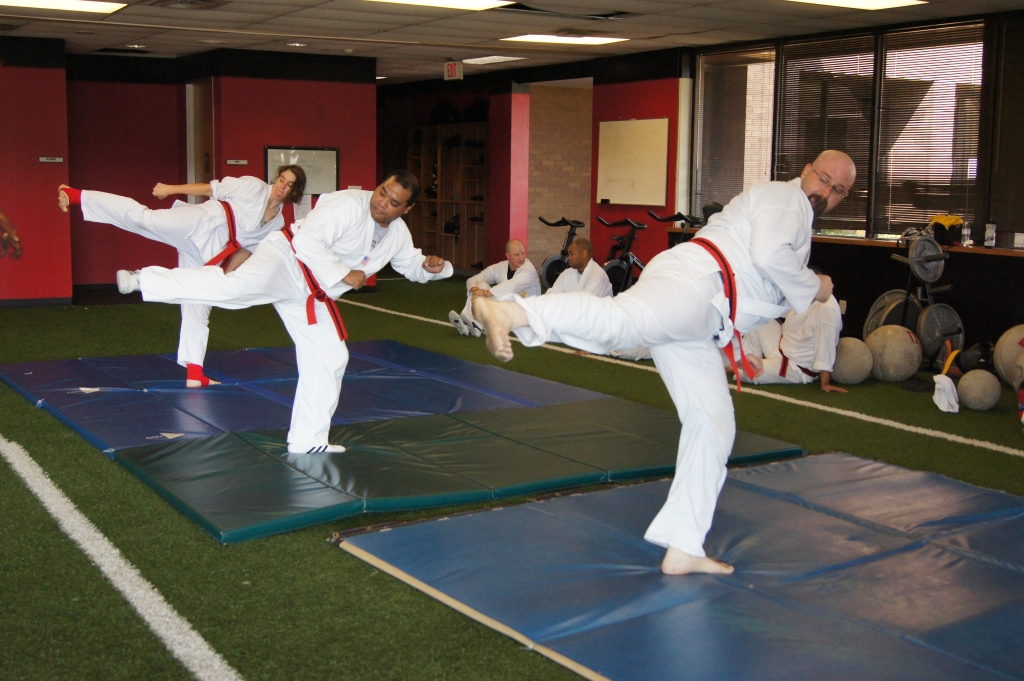 Martial Arts Training at Jerome's Gym - Richardson, TX