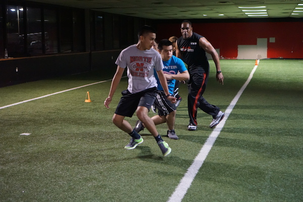 Speed Agility Quickness Training - Richardson, TX