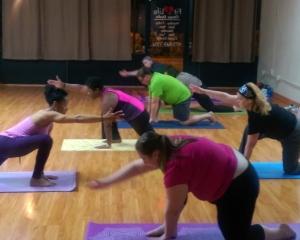 Kendra's Yoga 2